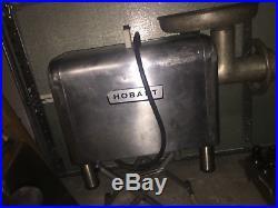 Hobart 4822 meat grinder, 120 V single phase, regular household plug
