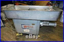 Hobart 5 HP Floor Model Meat Grinder