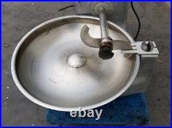 Hobart 84186 Buffalo Chopper Food Processor Meat Grinder Attachment Sausage 115V