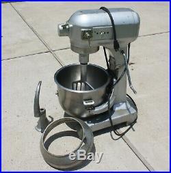 Hobart A-200 20 quart Mixer 20 qt bowl and Meat Grinder Used Read Description
