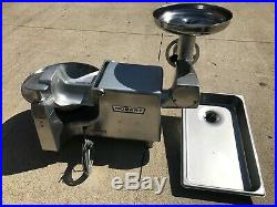 Hobart Buffalo Chopper with meat grinder