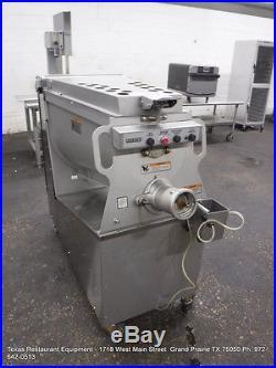 Hobart Butcher Supermarket Meat Grinder Mixer Model MG2032