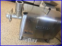 Hobart Commercial Meat Grinder 4812-36