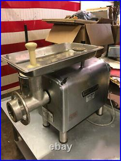 Hobart Commercial Meat Grinder Model 4822