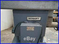 Hobart Commercial Model 4632a Meat Grinder. 230 Volts Single Phase