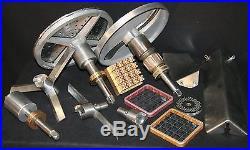 Hobart D300T Commercial Floor Mixer withMeat Grinder, Slicer, and Power dicer