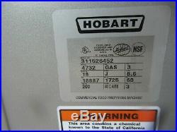 Hobart Floor Model Meat Grinder