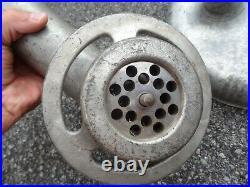 Hobart Industrial sz, grinder attachment, vintage