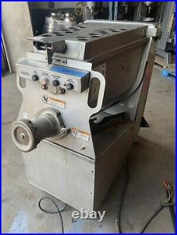 Hobart MG1532 150lb Meat Grinder/ Mixer- 208V 1 Phase- Tested Working