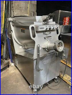 Hobart MG1532 150lb Meat Grinder/ Mixer- 208V 3 Phase- Tested Working