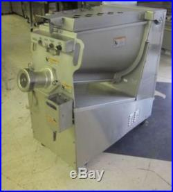 Hobart MG1532 Meat Grinder Mixer Chopper with Foot Control