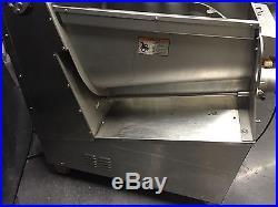 Hobart MG1532 Meat Grinder With Floor Pedal 480v Commercial