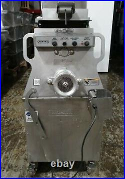 Hobart MG2032-1 # 32 Meat Mixer / Grinder with Air-Drive Foot Switch Operation