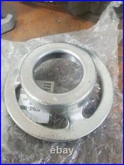 Hobart Meat Grinder 00-077643-00002 Adjusting Ring Genuine OEM