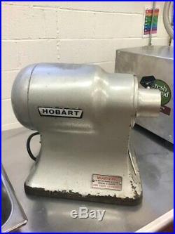 Hobart Meat Grinder