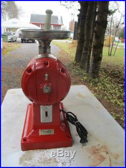 Hobart Meat Grinder 110 Volts Clean Amp Work Perfectly
