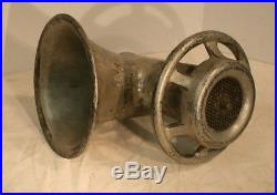 Hobart Meat Grinder #32 Attachment Used Complete 4822