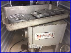 Hobart Meat Grinder 3 Phase 5 Hp Motor