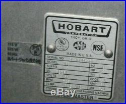 Hobart Meat Grinder 405 56-1300-337 @p-s26