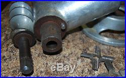 Hobart Meat Grinder Attachment Hobart Assembly & Extras