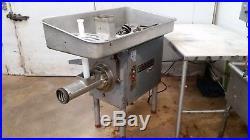 Hobart Meat Grinder Butchering Equipment