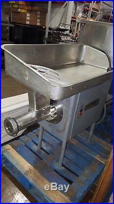 Hobart Meat Grinder Model # 4146 3 Phase / 230 Volts
