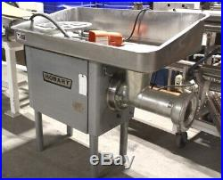 Hobart Meat Grinder, Model 4152, S/N 11-260-817. 7.5 HP