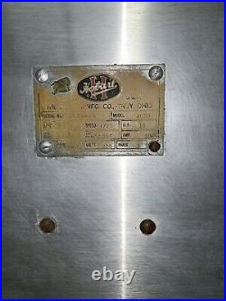 Hobart Meat Grinder Model# 4156