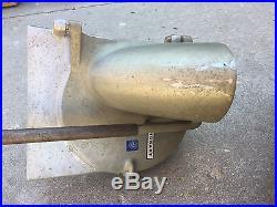 Hobart Meat Grinder Model 4612 with Shredder Attachment