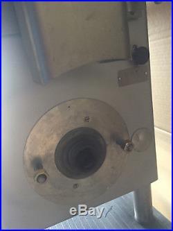 Hobart Meat Grinder Model 4732, 3-HP, 208 volts
