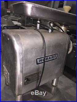 Hobart Meat Grinder Model 4812 1/2 HP 1725 RPM 7.5 Amps