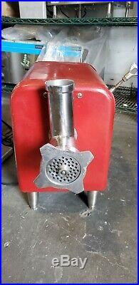 Hobart Meat Grinder Model 4812 Used Excellent Condition #1931