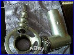 Hobart Meat Grinder Processor Attachment Accessories Commercial! MUST SEE