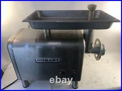 Hobart Meat Grinder model 4812 Works Great