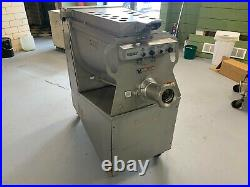 Hobart Meat Shop Mixer Grinder Air Drive Foot Switch 7.5 HP MG1532 Beef Pork