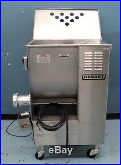 Hobart Mixer Grinder 4246S Meat Grinder with Foot Switch