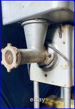 Hobart Model 4046 Meat Grinder