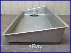 Hobart Model 4146 Commercial Meat Grinder Chopper Top Tray Pan