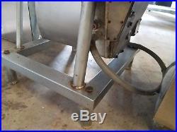 Hobart Model 4346 Meat Grinder/Mixer 7.5Hp Foot Pedal 208V 3 Ph