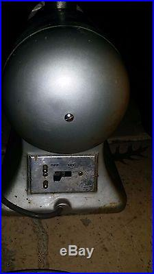 Hobart Model 4612 Meat Grinder with Feed Tray