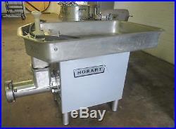 Hobart Model 4632 Heavy-Duty Meat Grinder