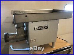 Hobart Model 4632 Meat Grinder #32 3 phase