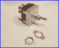 Hobart Switch 3 PH FOR 4822 Meat Grinder Qty 1 NOS OEM 00-087711-140-1