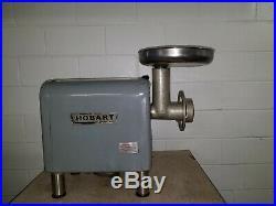 Hobart Table Top Meat Grinder 4812 Tested 115 volt 1 phase