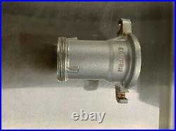 Hobart cylinder with ring for meat grinder Hobart MG1532 and MG2032 Grinder head 1
