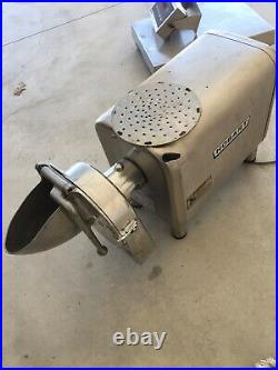 Hobart meat cheese grinder 4812