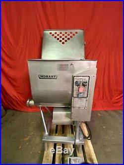 Hobart meat grinder 4346