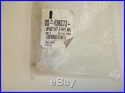 Hobart meat grinder 4346, 4352, sprocket shaft assy. # 00-438373 new sealed OEM