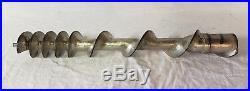 Hobart meat grinder 4346 Worm Auger Conveyor Part #111840 A