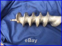 Hobart meat grinder 4346 Worm rebuilt /reconditioned 00-111840